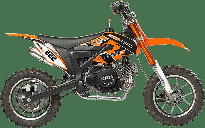 אופנוע שטח - האופנוען הקטון